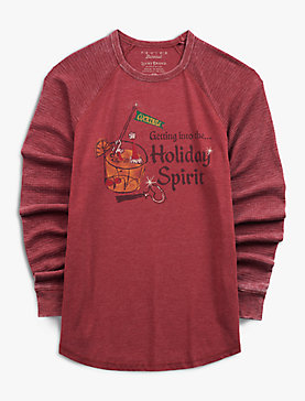HOLIDAY SPIRIT BURNOUT THERMAL