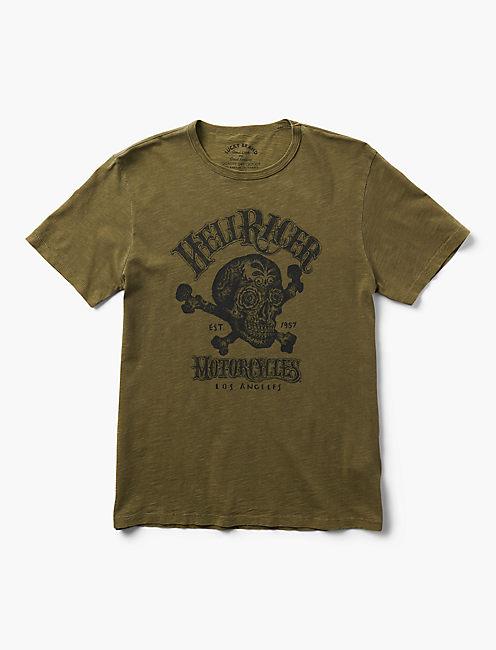 HELLRACER TEE,