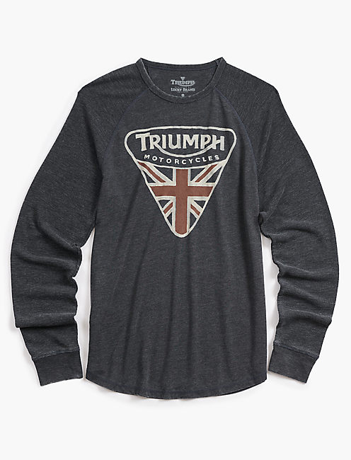 TRIUMPH BADGE THERMAL,
