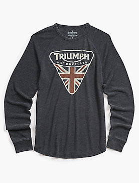 TRIUMPH BADGE THERMAL