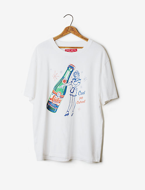 Totally Lucky Soda Pop Tee,