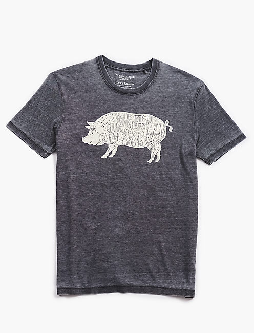 HOG CHOP SHOP TEE,