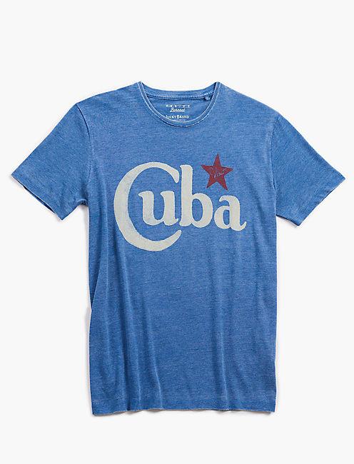 VISIT CUBA TEE,