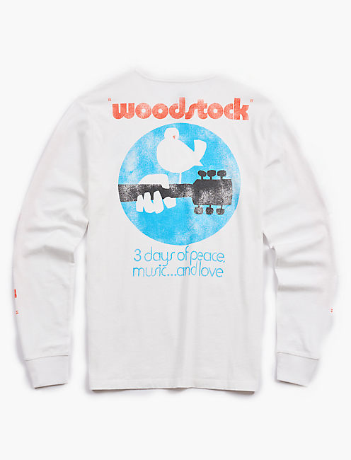 Lucky Woodstock Long Sleeve Tee