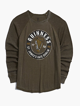 GUINNESS ST. JAMES BURNOUT THERMAL