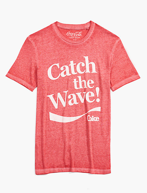COKE CATCH THE WAVE,
