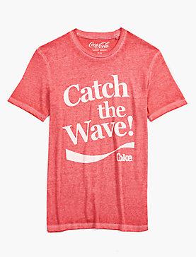 COKE CATCH THE WAVE