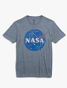 NASA LOGO TEE