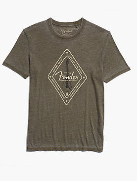 FENDER DIAMOND TEE