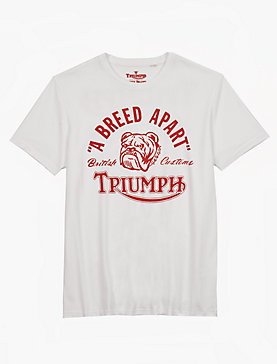 TRIUMPH A BREED APART TEE