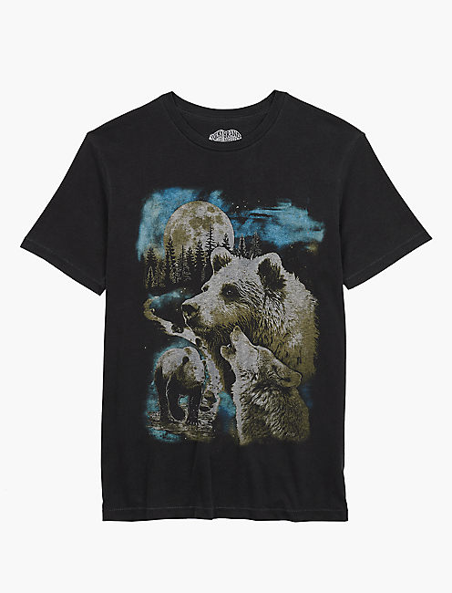 MAGIC FOREST ANIMALS  TEE,