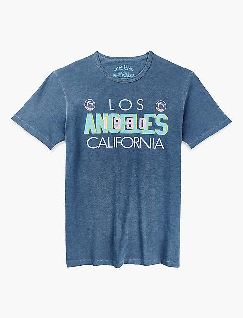 LOS ANGELES 1990 TEE,