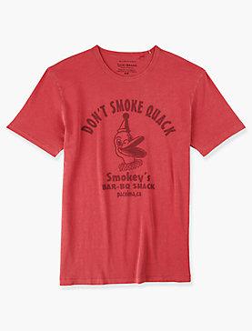 DON'T SMOKE QUACK