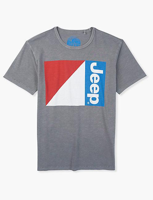 JEEP FLAG TEE,