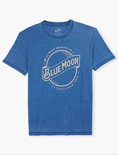 BLUE MOON TEE, MONACO BLUE