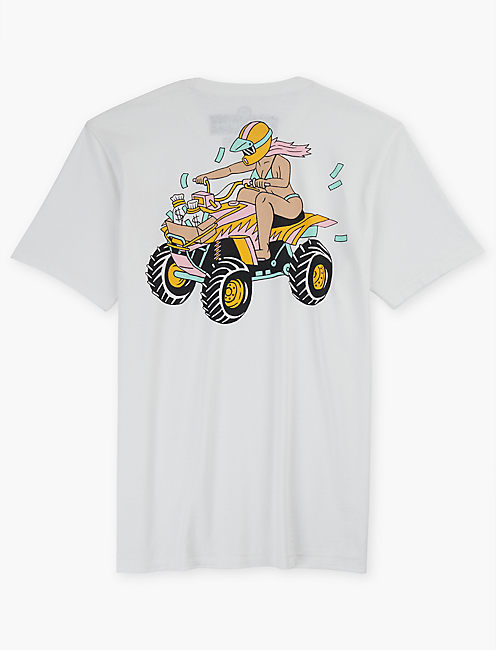 Luke Pelletier 4 Wheeler Tee