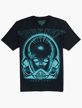 JOURNEY FRONTIERS EXPLODED TEE