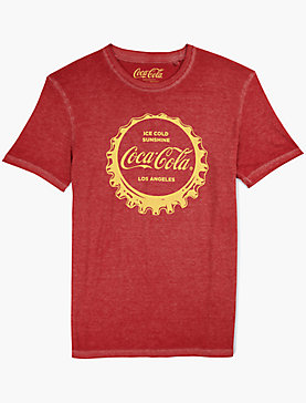 COCA COLA LOS ANGELES TEE