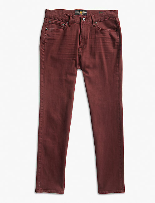 410 ATHLETIC FIT, OX BLOOD