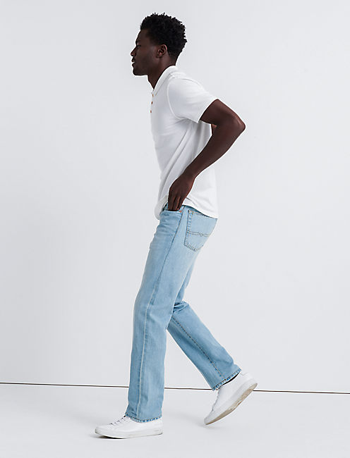 181 Relaxed Straight Jean