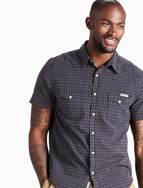 Silverlake Wovern Shirt,