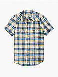 Heritage Plaid Western Shirt,