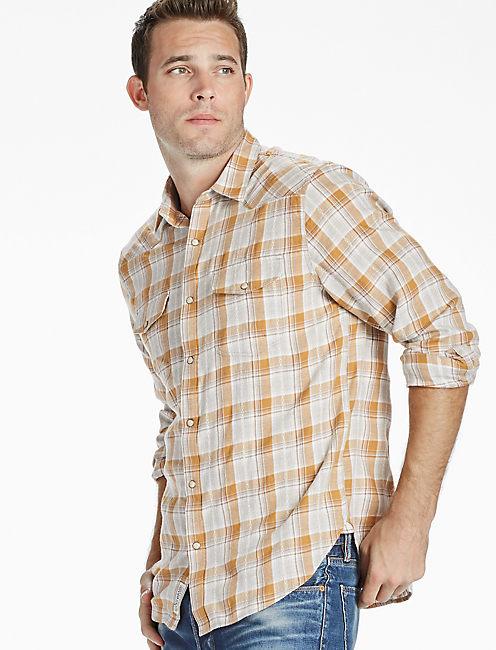 Dobby Western Shirt,