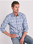 Palisade Western Plaid Shirt,