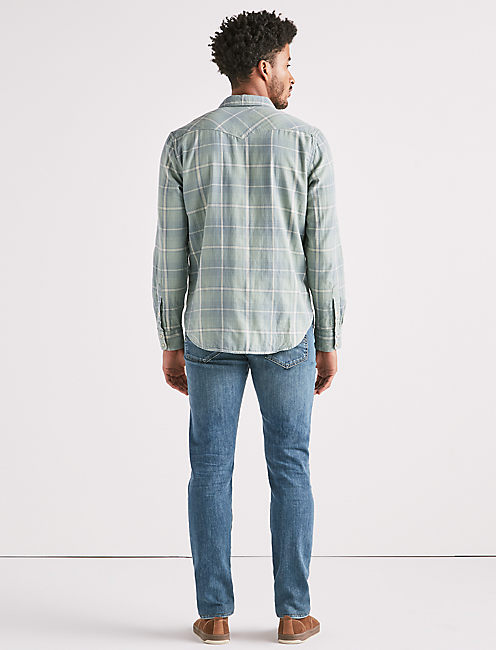 HERITAGE WESTERN PLAID SHIRT,