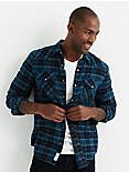 Santa Fe Western Flannel Shirt,