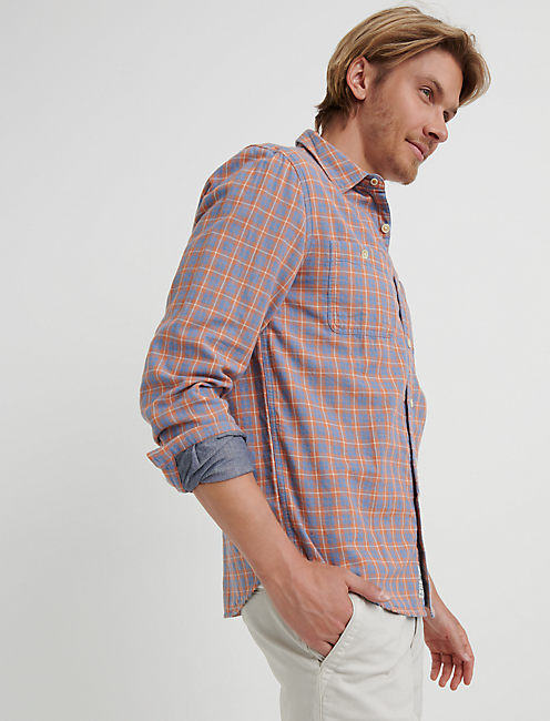 Double Weave Mason Workwear Shirt
