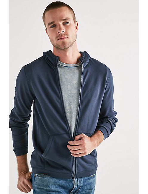 COOLMAX FULL ZIP HOOD,