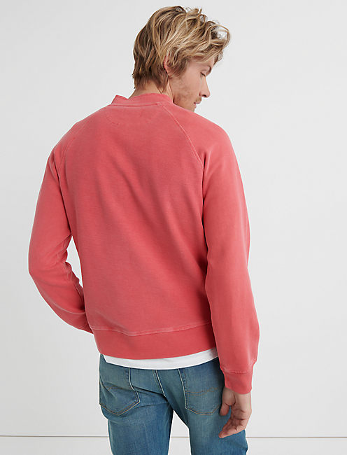 REVERSE FRENCH T HENLEY,