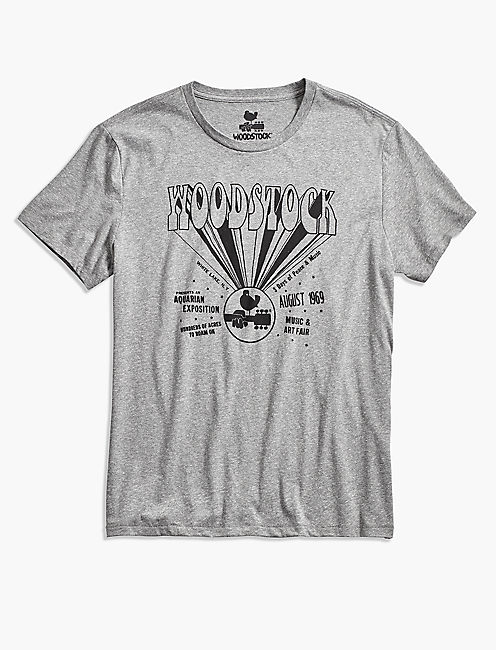 WOODSTOCK BURST TEE,