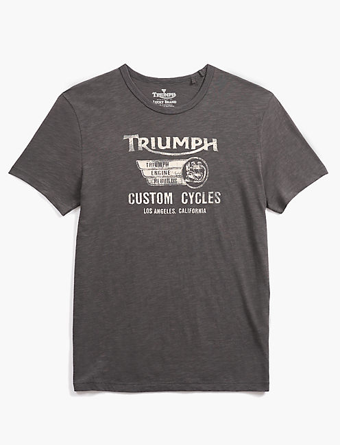TRIUMPH CUSTOM CYCLES,