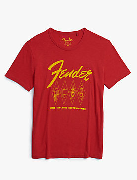 FENDER DIAMONDS TEE