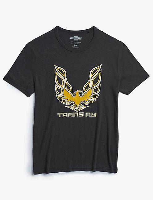 TRANS AM BIRD TEE,