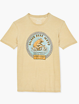 GOLDEN BEAR MOTO TEE