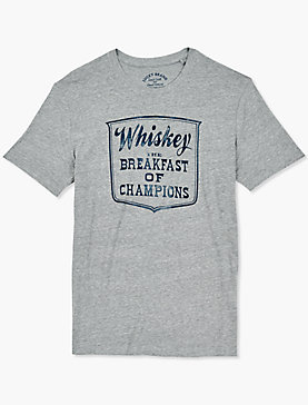 WHISKEY BREAKFAST TEE