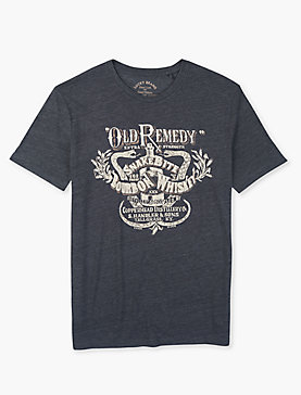 SNAKE BITE WHISKEY TEE