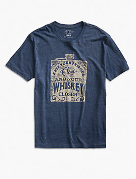 WHISKEY CLOSER TEE