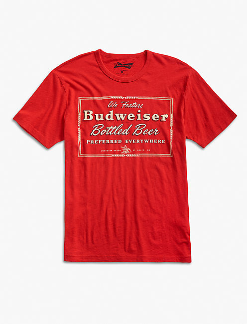 BUDWEISER FEATURE TEE,