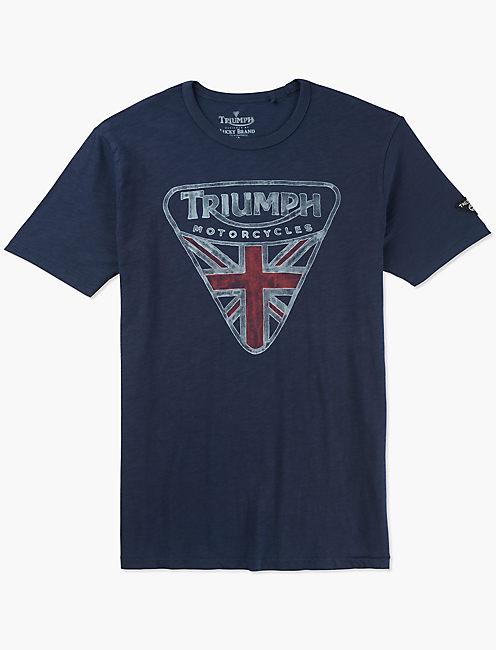 TRIUMPH BADGE,