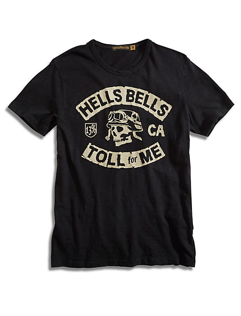HELLS BELLS, #001 BLACK