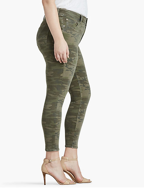 EMMA LEGGING, JAGGED CAMO