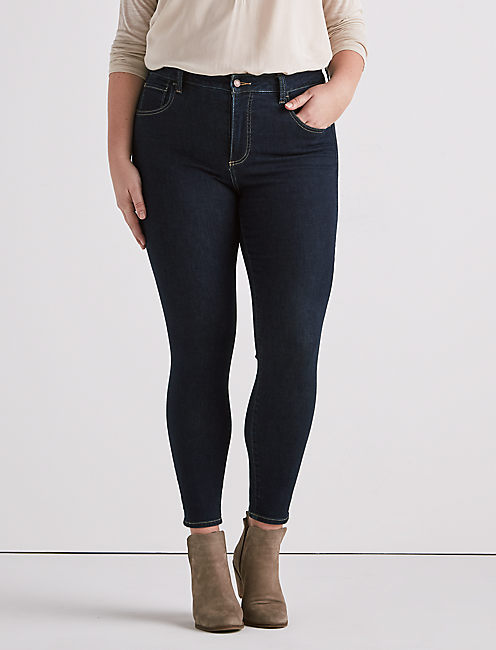 PLUS EMMA LEGGING JEAN IN BREAKER,