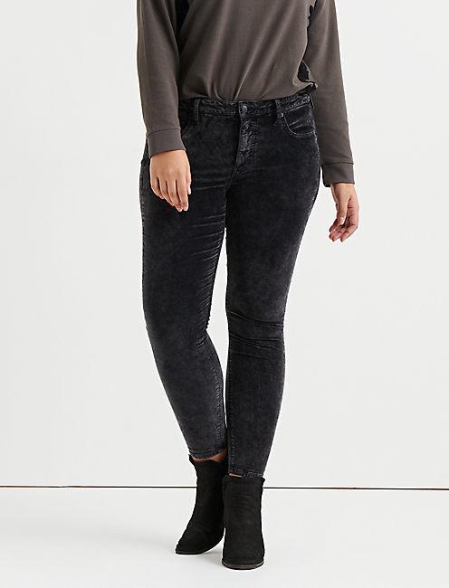80575cf230e Black Plus Size Lolita Jeans