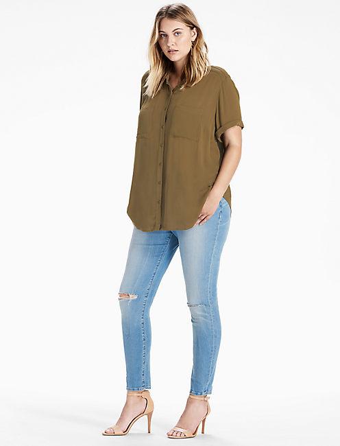 Lucky Safari Shirt