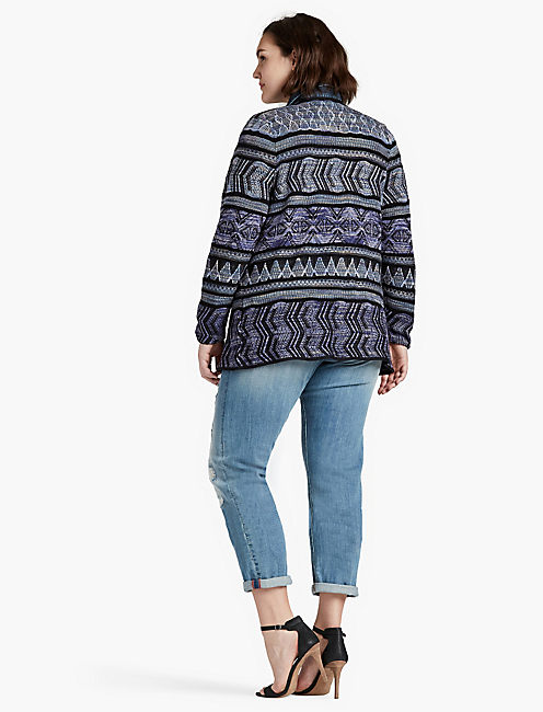 LOTUS SWEATER,