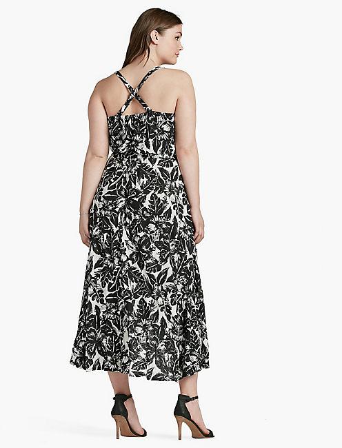 TROPICAL NIGHT DRESS,